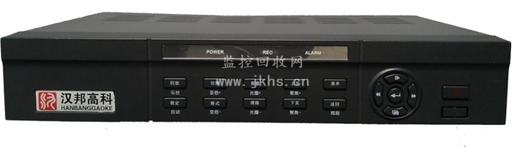 汉邦高科硬盘录像机回收