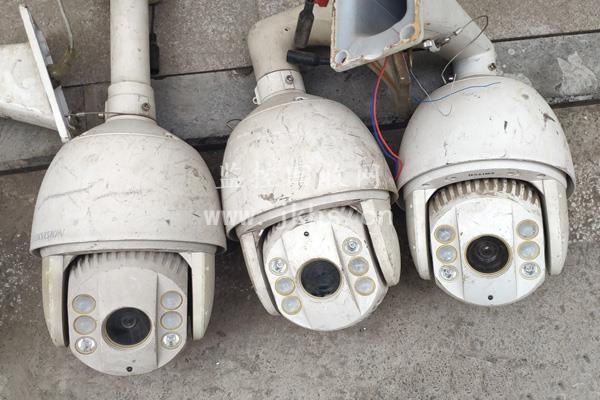 回收厂房拆除二手球机
