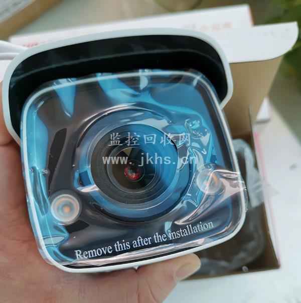 海康400万全彩摄像机回收