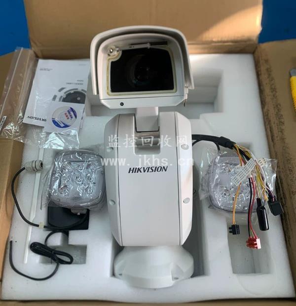 海康云台一体摄像头回收
